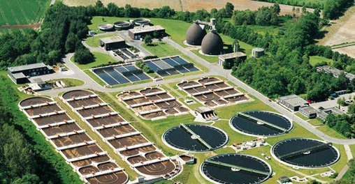 Municipal Water Treatment : Purification for municipal drinking water treatment vanaire